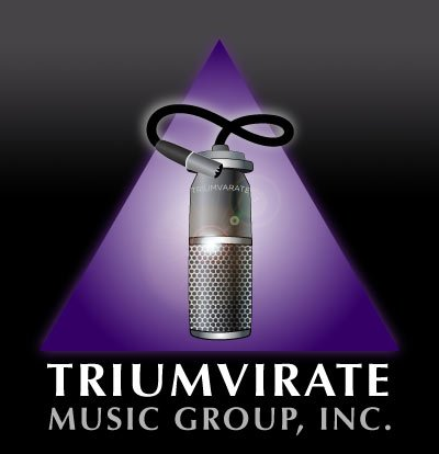 Triumvirate logo and Illustration