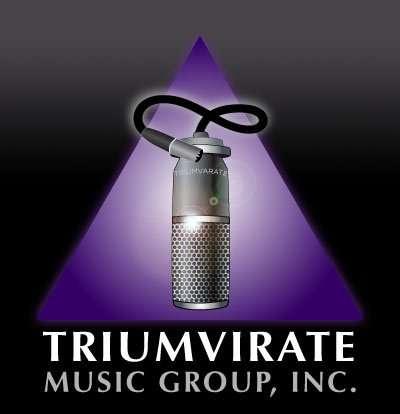 Triumvirate logo and Illustration