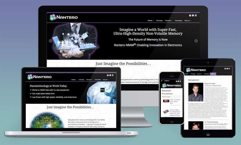 Nantero.Com Nantero NRAM