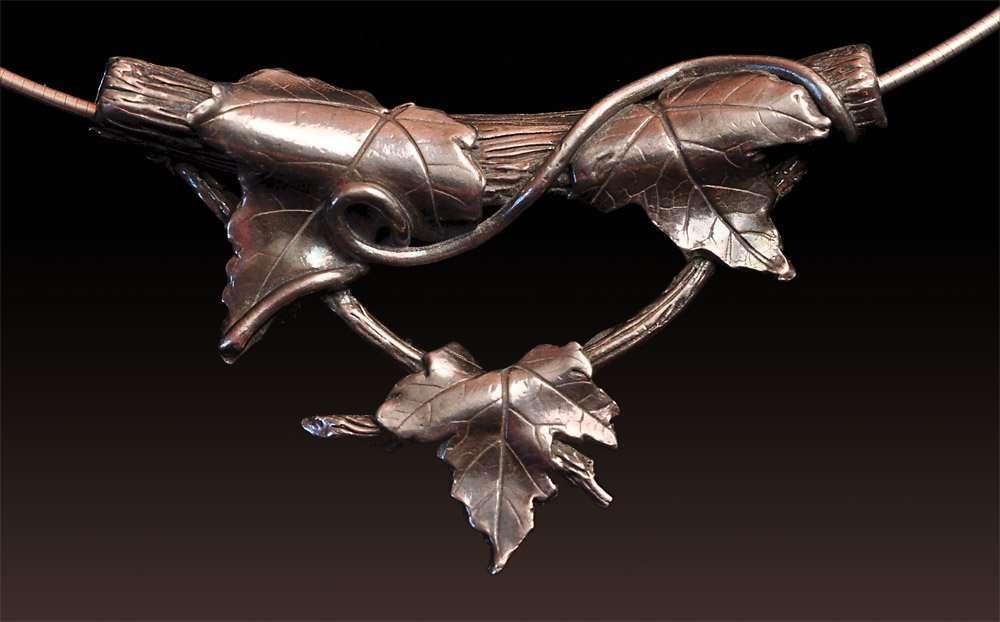 Jewelery Leaf