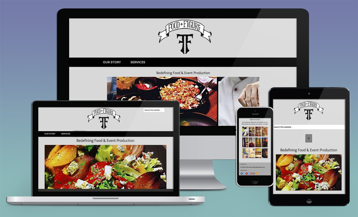 Chef site foodandfigure.com